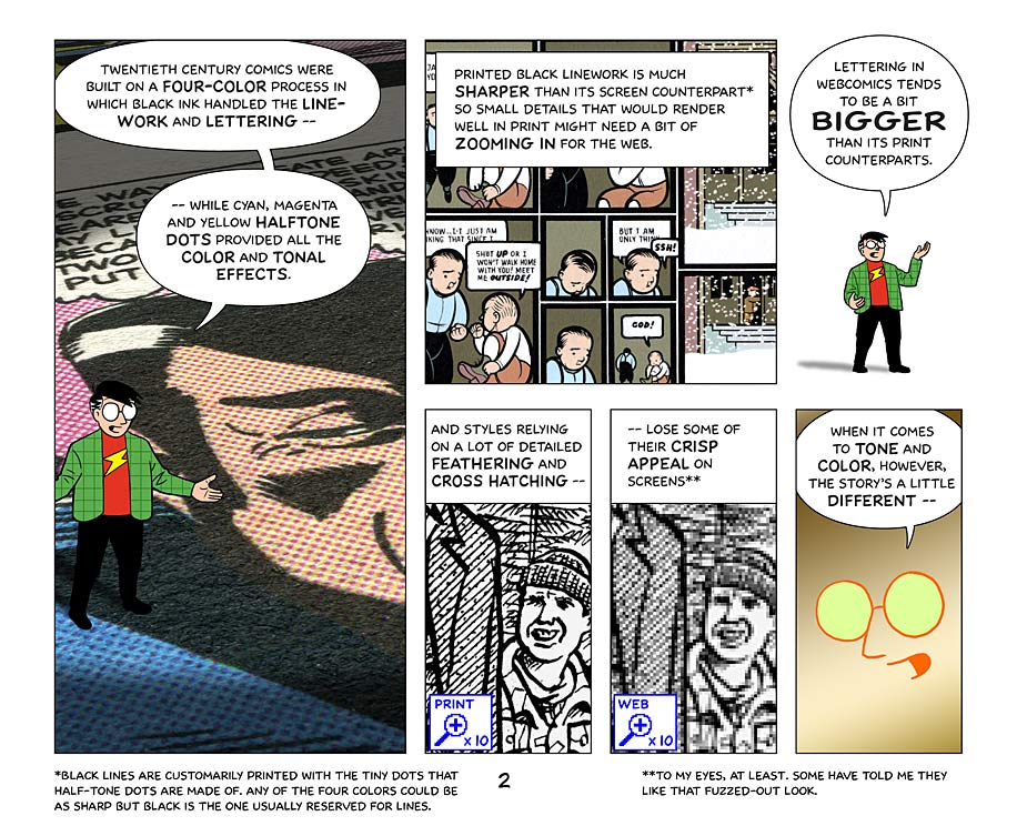 comics mccloud Scott mccloud is author of understanding comics, a comic book about comics he's an evangelist for comics as a valid literary form (as more than pulp and kids' stuff) and his admiring fans include a laundry list of superstar cartoonists.